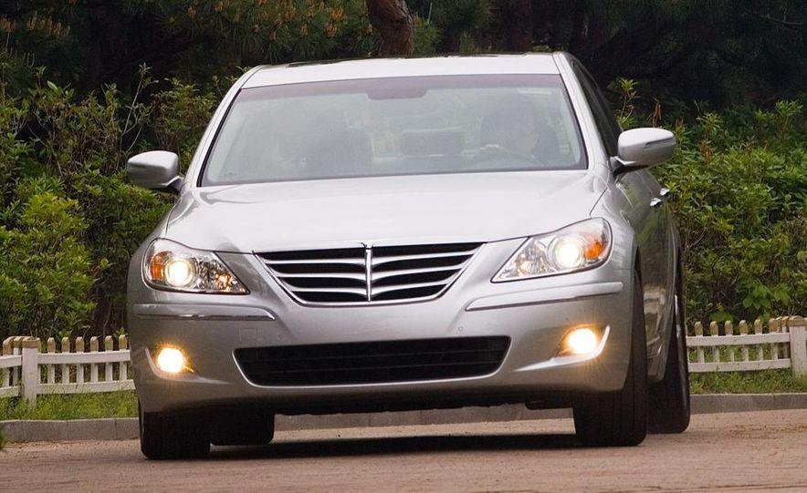 2009 Hyundai Genesis sedan - Slide 16