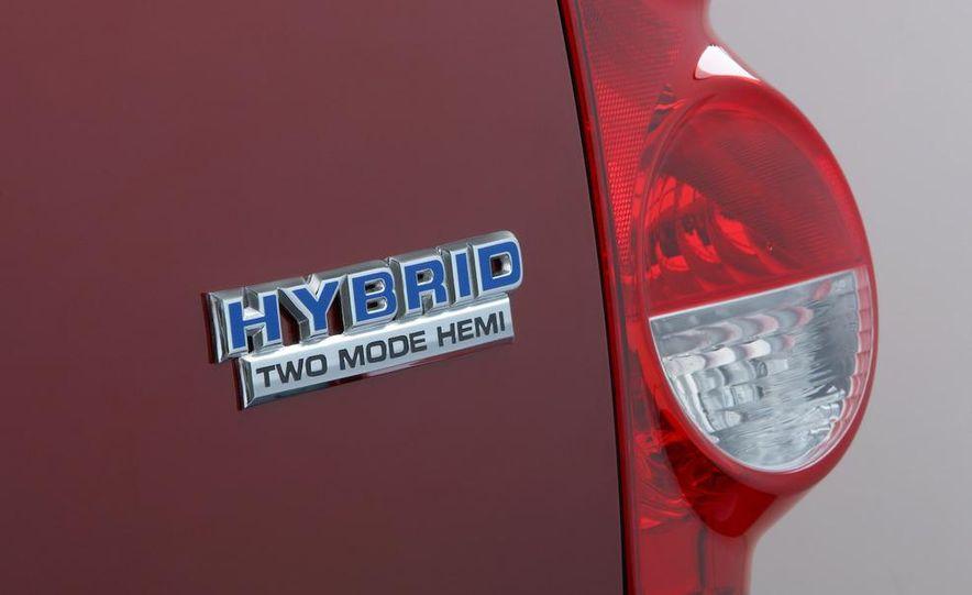 2008 Chevrolet Tahoe hybrid - Slide 4