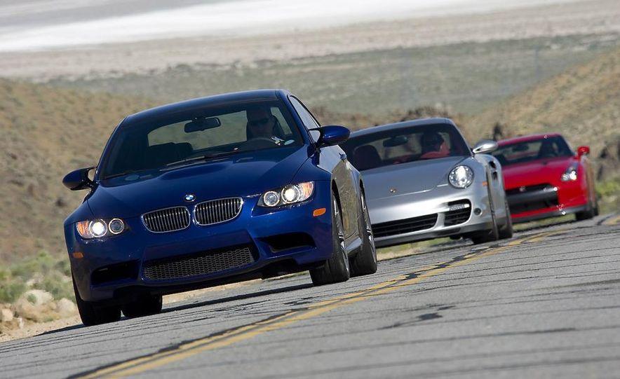 2008 BMW M3 4.0-liter V-8 engine - Slide 45