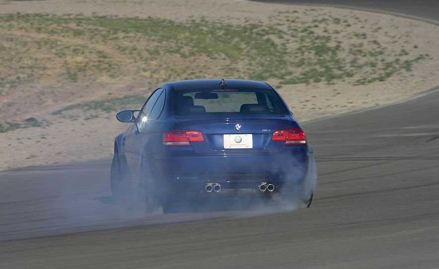 2008 BMW M3 4.0-liter V-8 engine - Slide 2
