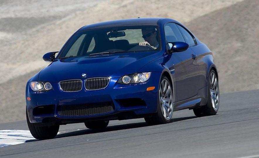 2008 BMW M3 4.0-liter V-8 engine - Slide 4
