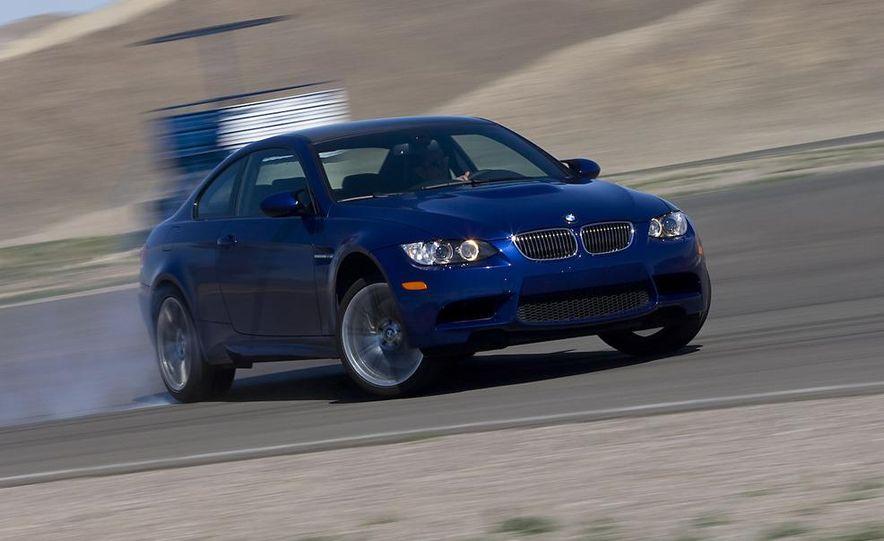 2008 BMW M3 4.0-liter V-8 engine - Slide 37