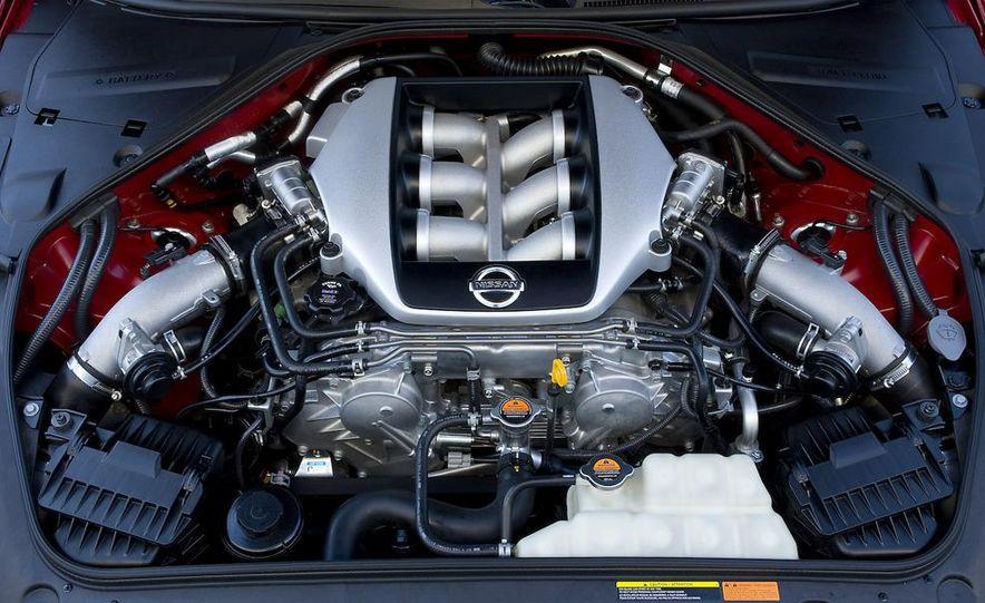 2008 BMW M3 4.0-liter V-8 engine - Slide 11