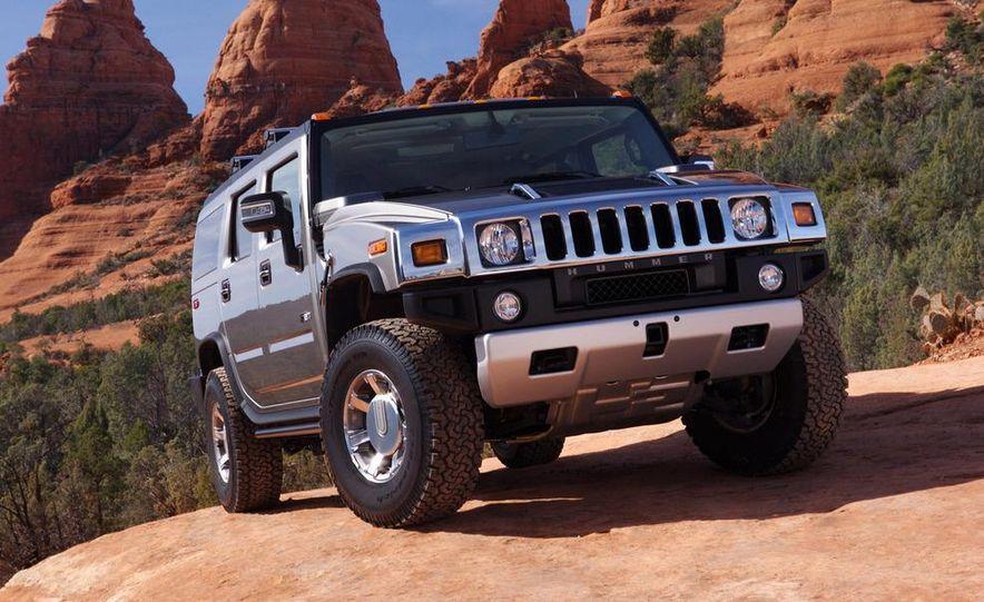 2008 Hummer H2 - Slide 2