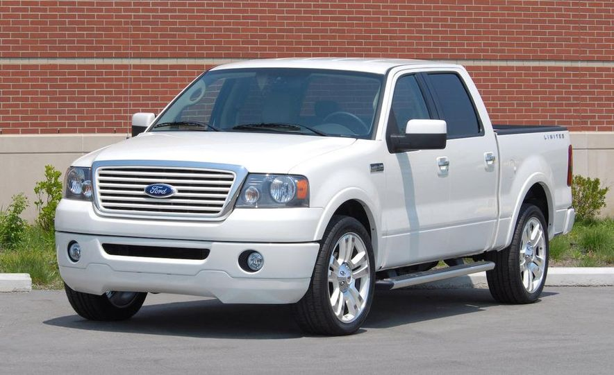 2008 Ford F-150 60th Anniversary Edition - Slide 3