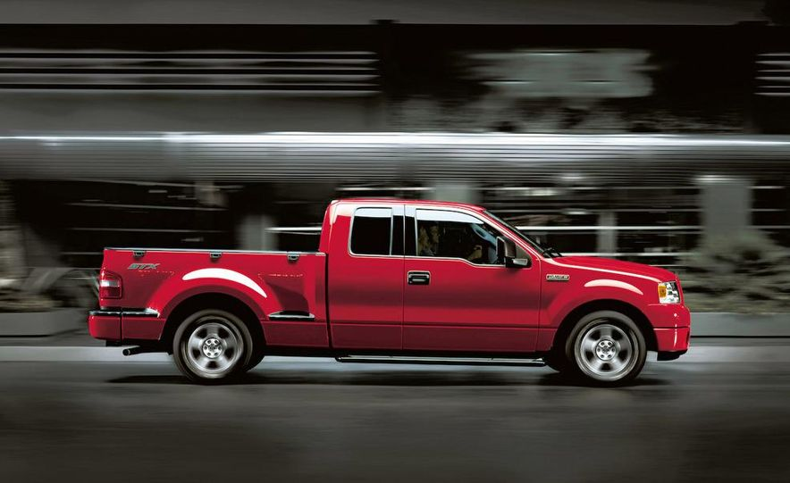 2008 Ford F-150 60th Anniversary Edition - Slide 4