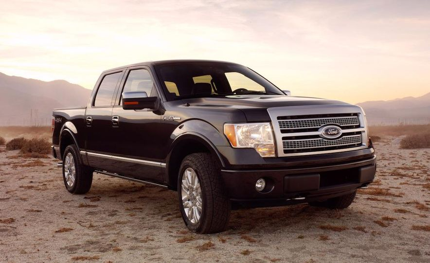 2008 Ford F-150 60th Anniversary Edition - Slide 9