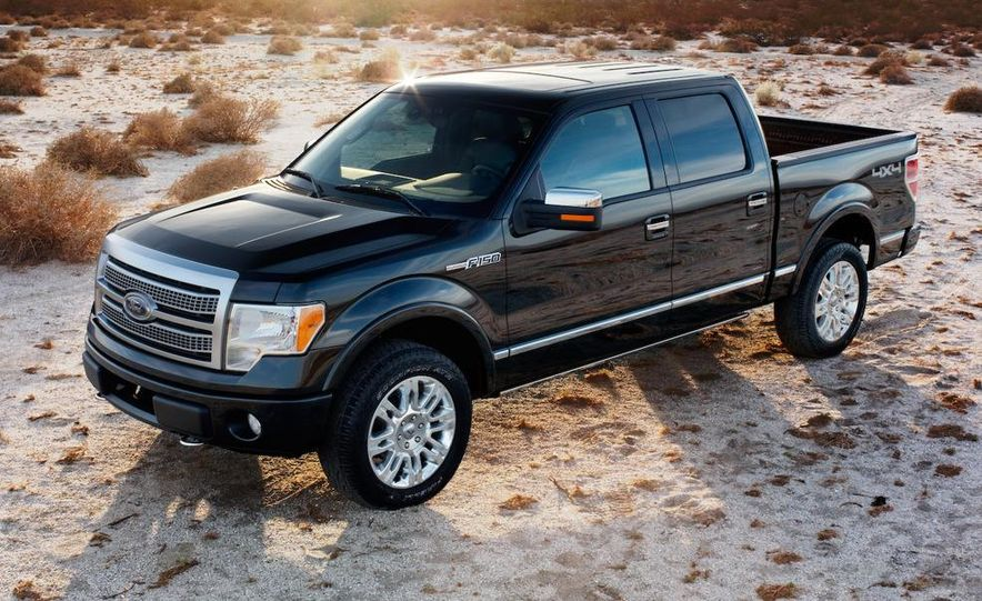 2008 Ford F-150 60th Anniversary Edition - Slide 10