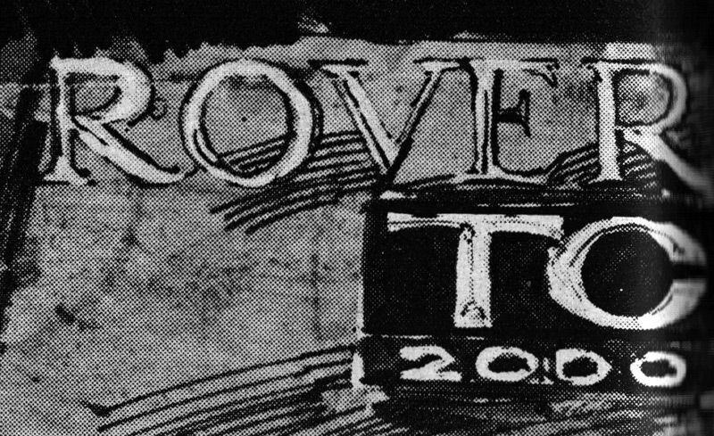 Rover 2000 TC