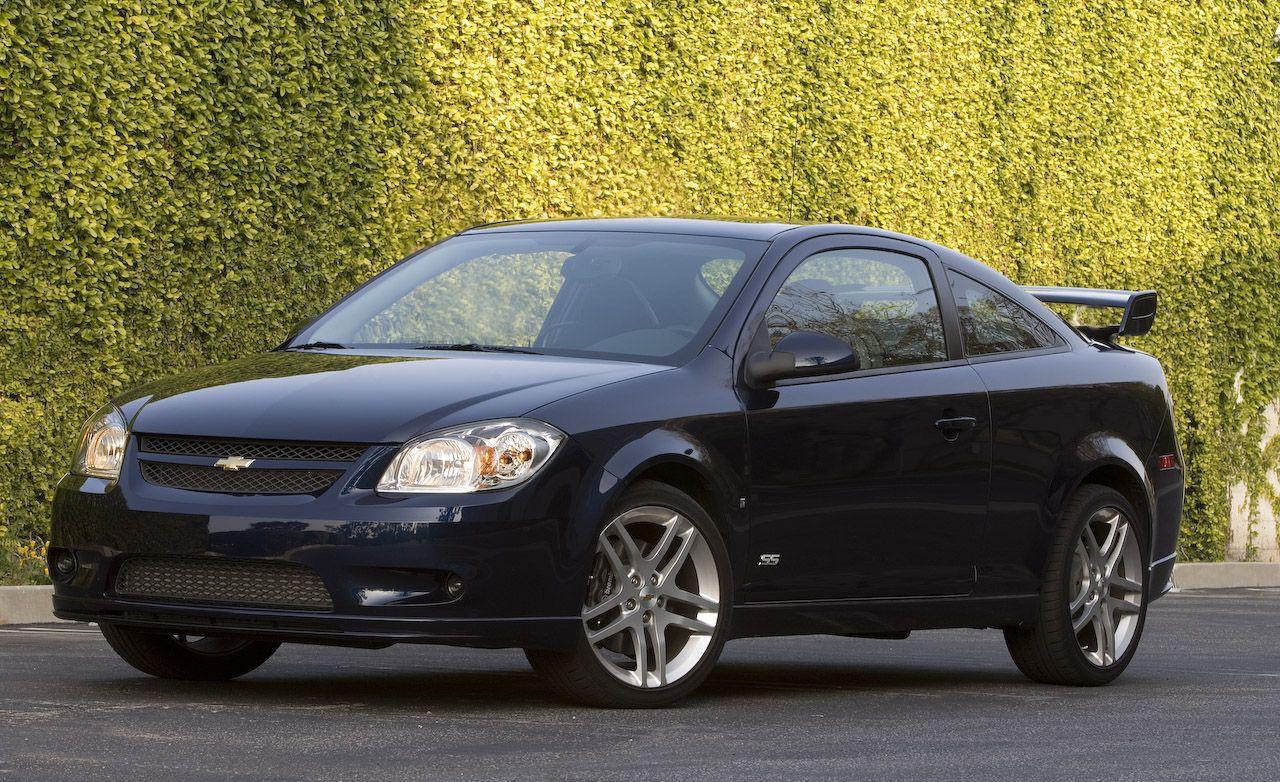 Cobalt 2008 chevrolet cobalt mpg : 2008 Cobalt SS   Feature   Features   Car and Driver