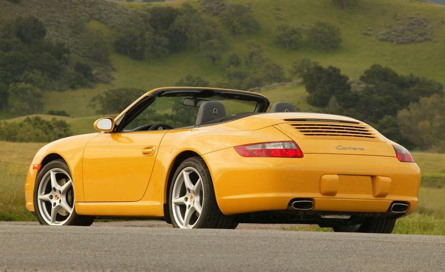 2008 Porsche 911 Cabriolet - Slide 1