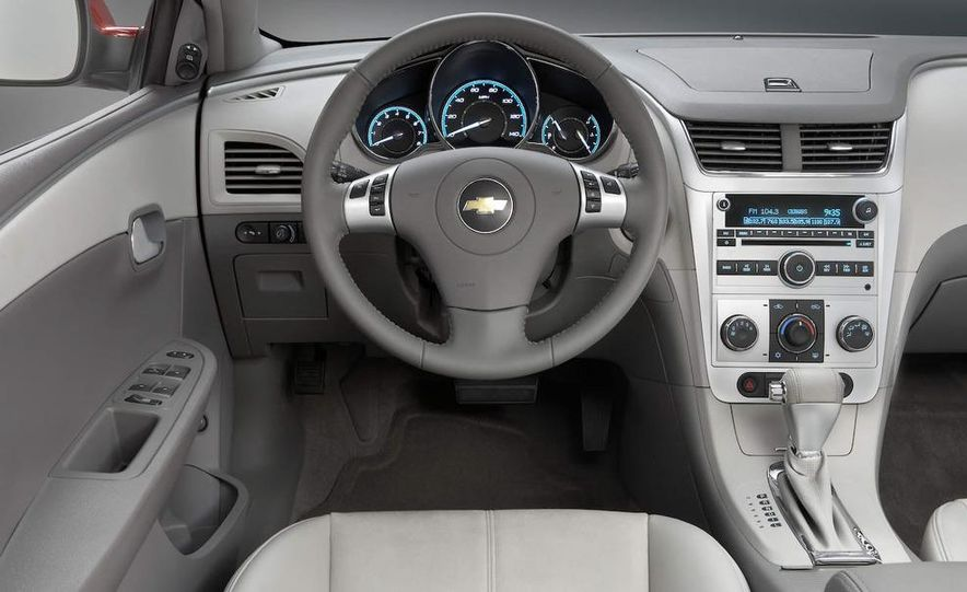 2008 Chevrolet Malibu - Slide 7