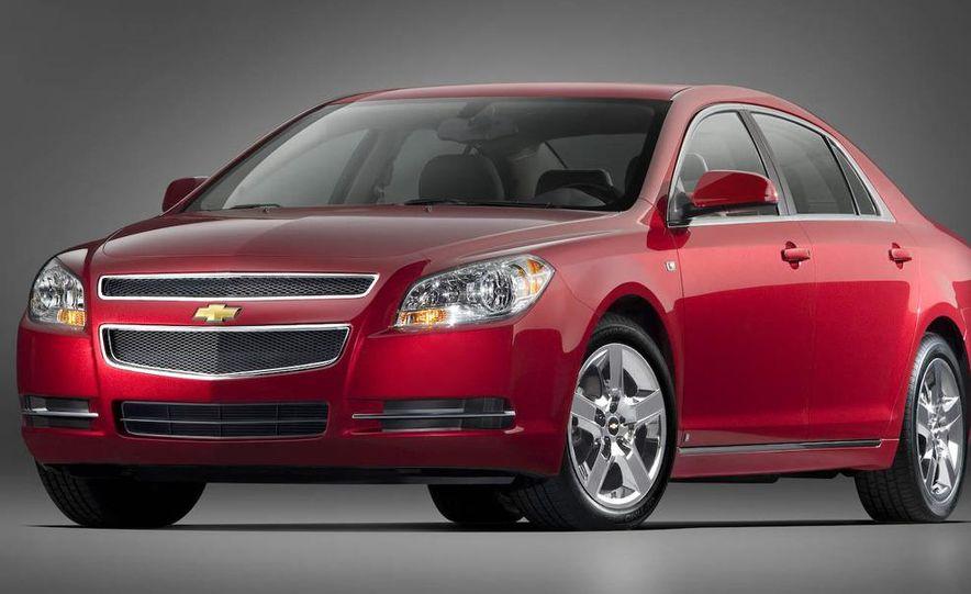 2008 Chevrolet Malibu - Slide 5
