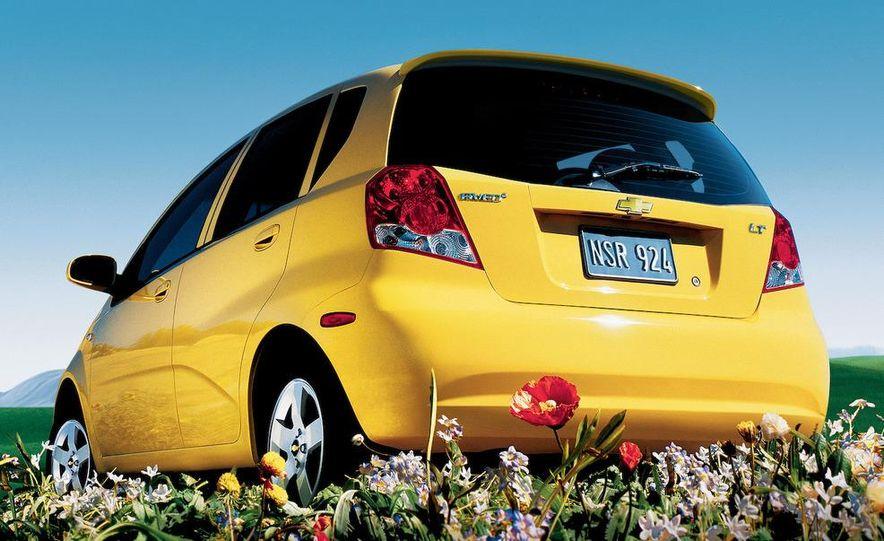2008 Chevrolet Aveo - Slide 3