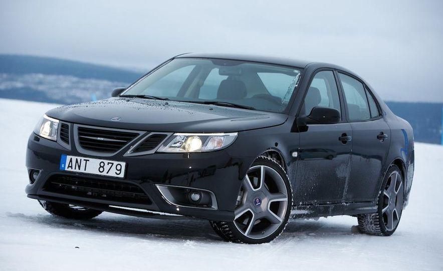 2008 Saab 9-3 Turbo X - Slide 1