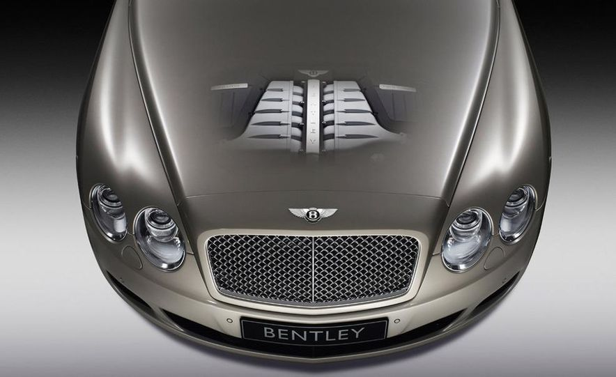 2009 Bentley Continental Flying Spur Speed - Slide 12
