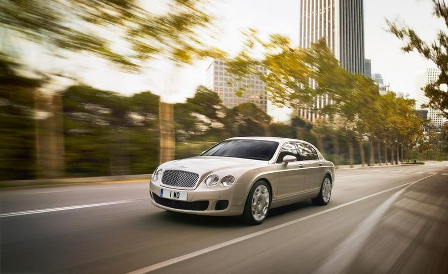 2009 Bentley Continental Flying Spur Speed - Slide 10