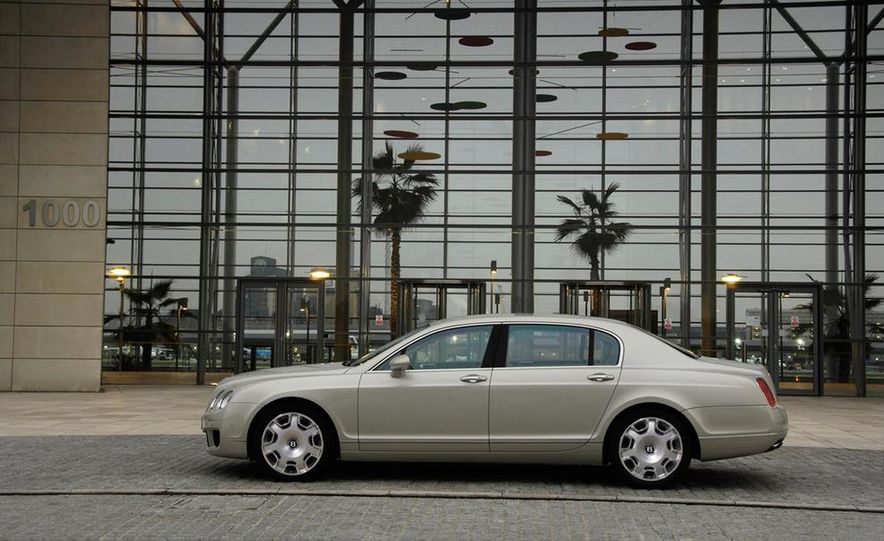 2009 Bentley Continental Flying Spur Speed - Slide 11