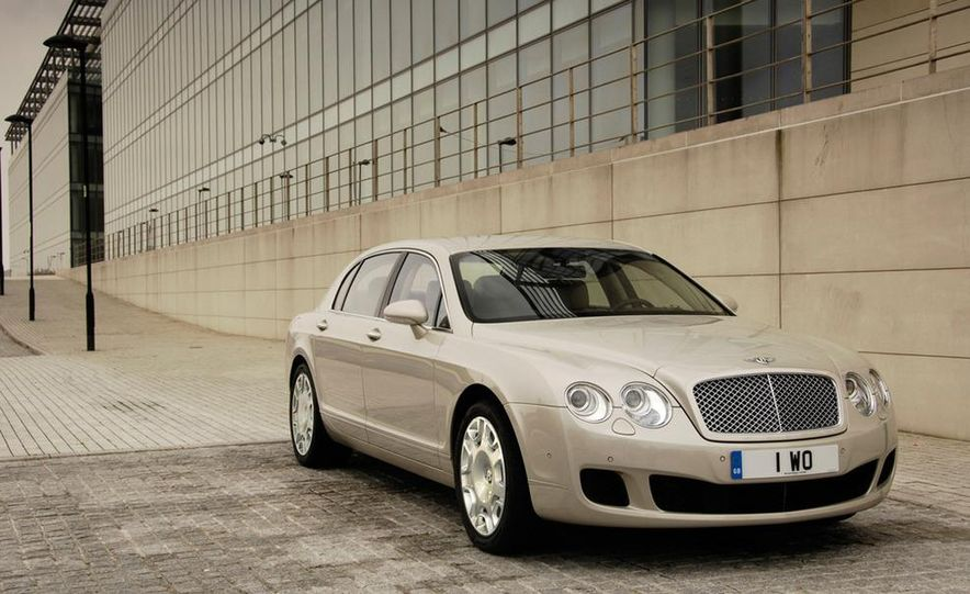 2009 Bentley Continental Flying Spur Speed - Slide 8