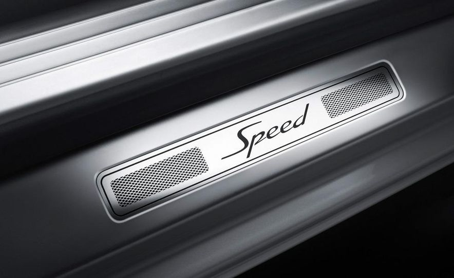 2009 Bentley Continental Flying Spur Speed - Slide 5