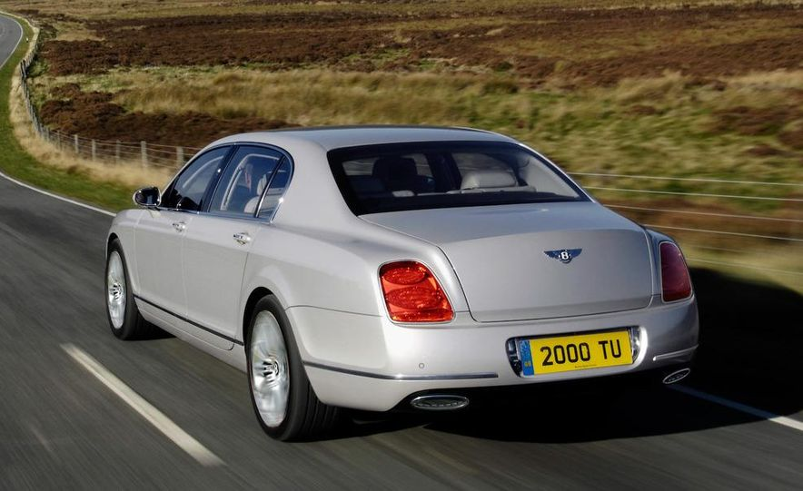 2009 Bentley Continental Flying Spur Speed - Slide 2