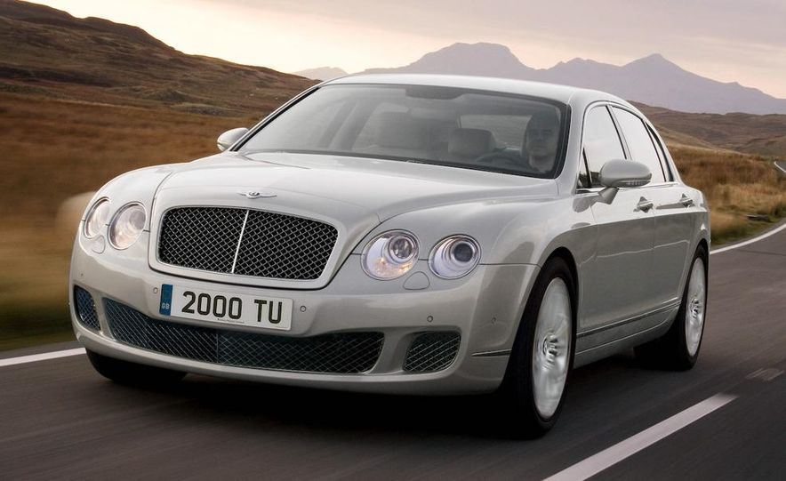 2009 Bentley Continental Flying Spur Speed - Slide 1