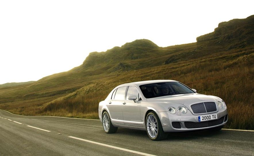 2009 Bentley Continental Flying Spur Speed - Slide 3