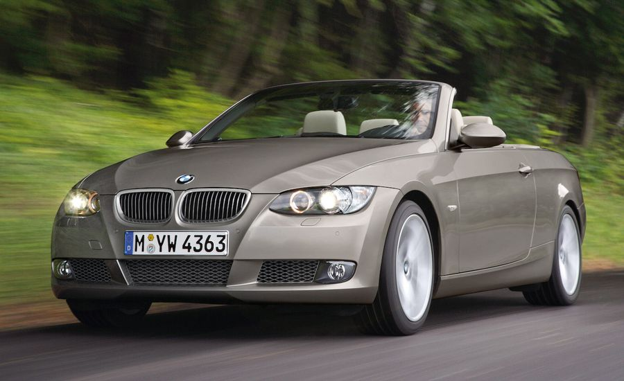 2008 BMW 328i and 335i Cabriolet