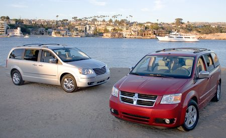 2008 Chrysler Town & Country and Dodge Grand Caravan