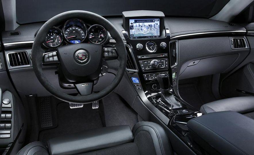 2009 Cadillac CTS-V - Slide 20