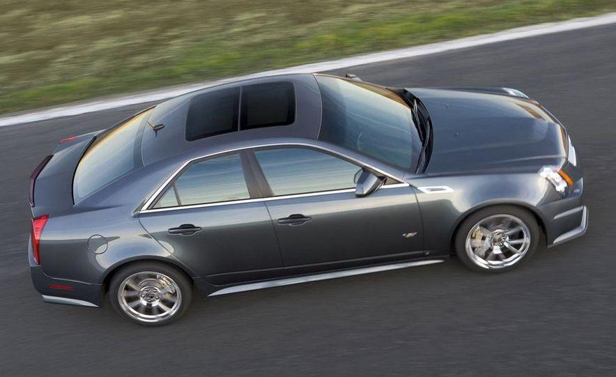 2009 Cadillac CTS-V - Slide 5