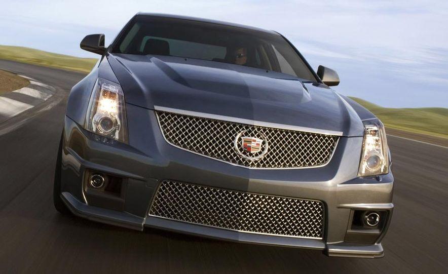 2009 Cadillac CTS-V - Slide 16