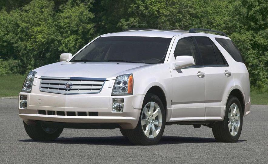 2008 Cadillac SRX - Slide 1