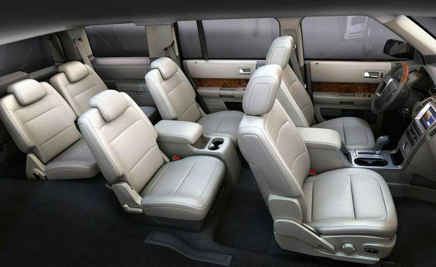 2009 Ford Flex - Slide 24