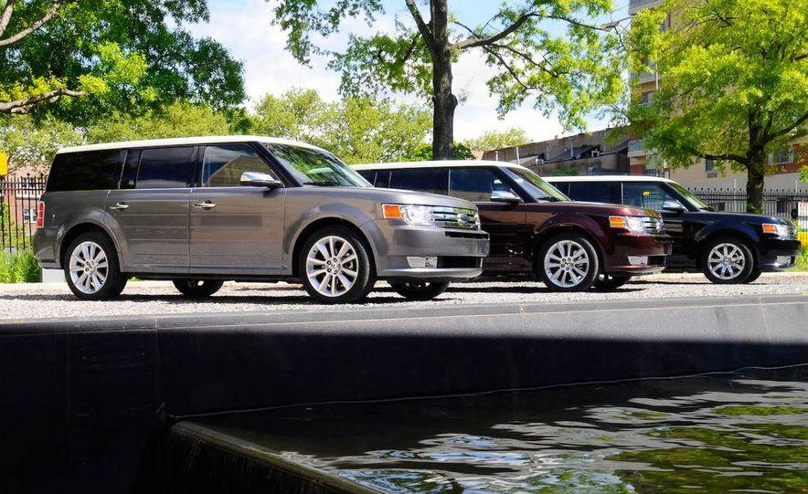 2009 Ford Flex - Slide 19