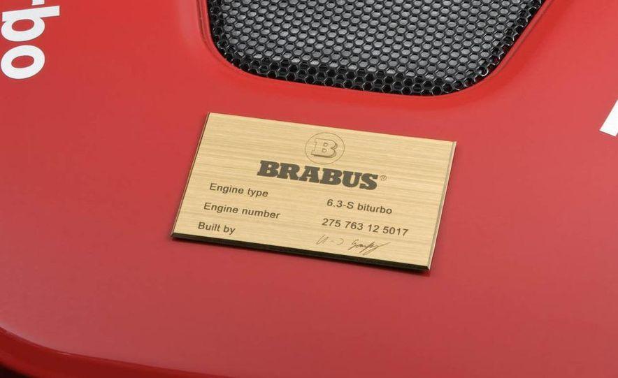 2008 Brabus Bullit Black Arrow - Slide 13