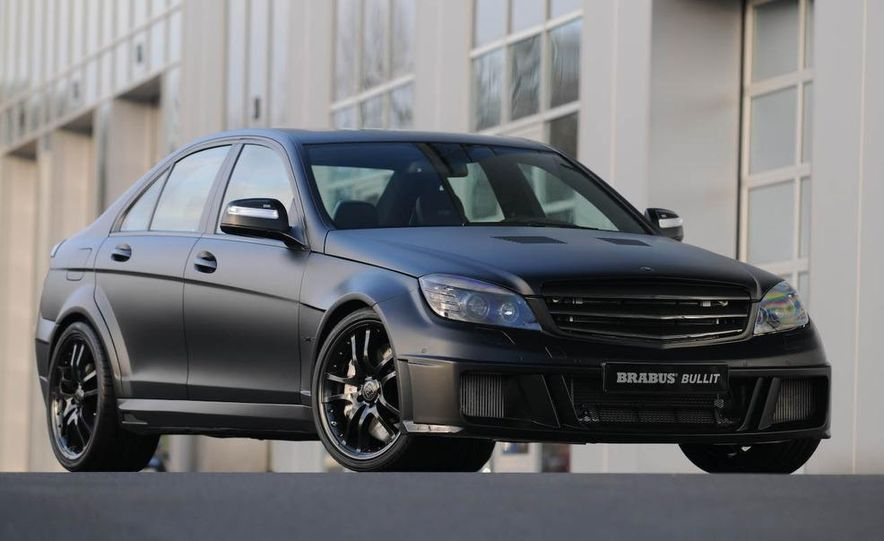 2008 Brabus Bullit Black Arrow - Slide 1