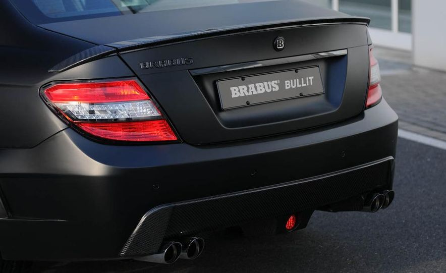 2008 Brabus Bullit Black Arrow - Slide 4