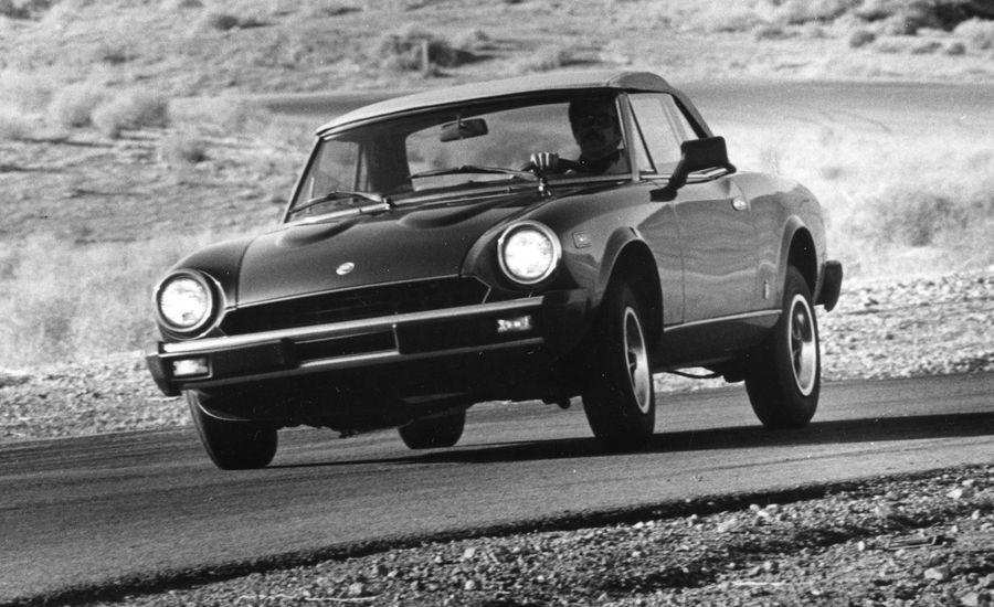 Fiat Spider 2000