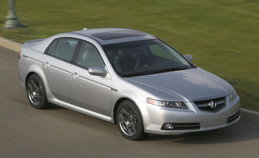 2009 Acura TL illustration - Slide 20