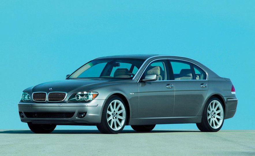 2009 BMW 7-series illustration - Slide 15