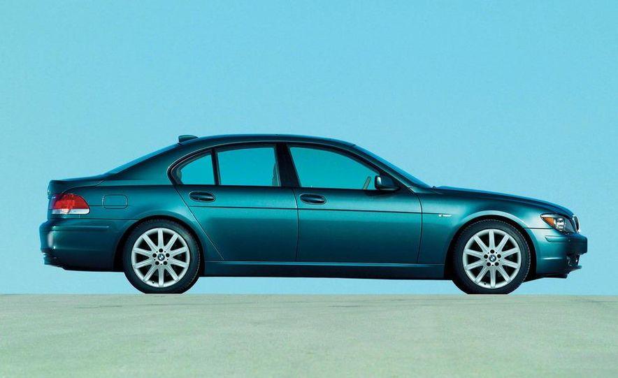 2009 BMW 7-series illustration - Slide 20