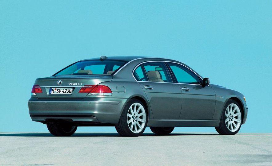 2009 BMW 7-series illustration - Slide 16