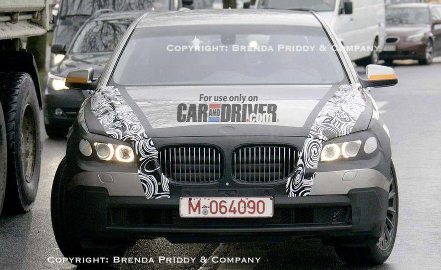 2009 BMW 7-series illustration - Slide 9