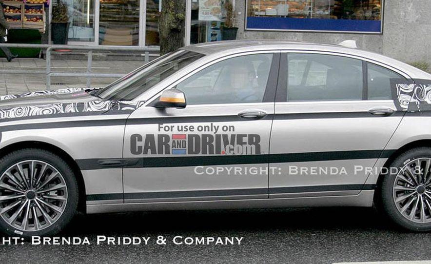 2009 BMW 7-series illustration - Slide 13