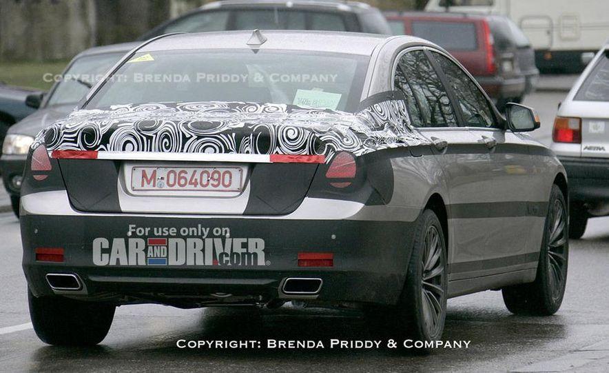 2009 BMW 7-series illustration - Slide 14