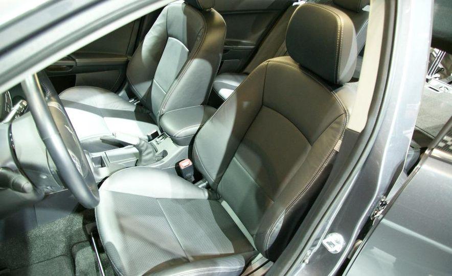 2009 Mitsubishi Lancer Sportback Ralliart (Euro spec) - Slide 12