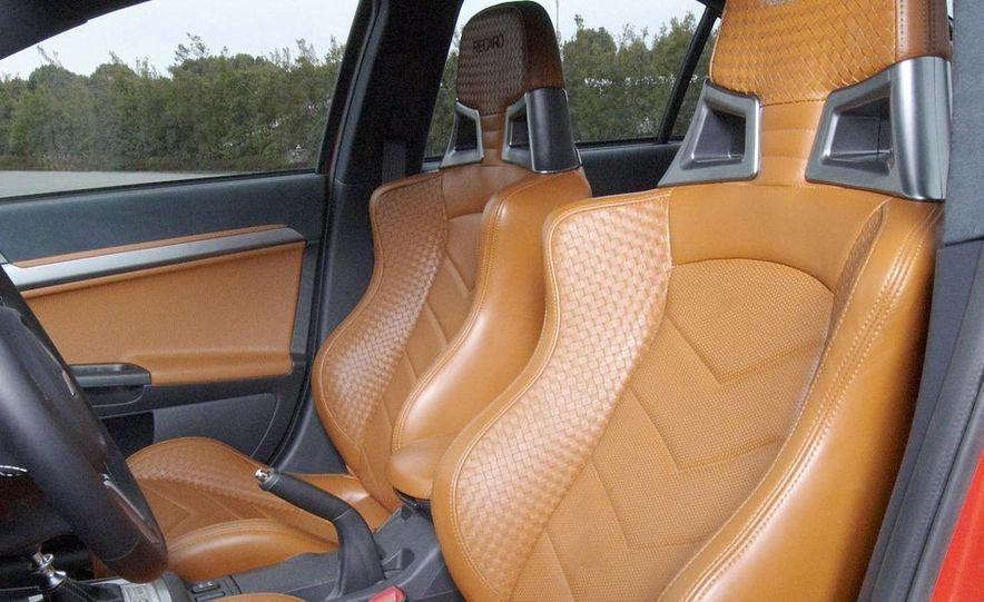 2009 Mitsubishi Lancer Sportback Ralliart (Euro spec) - Slide 26