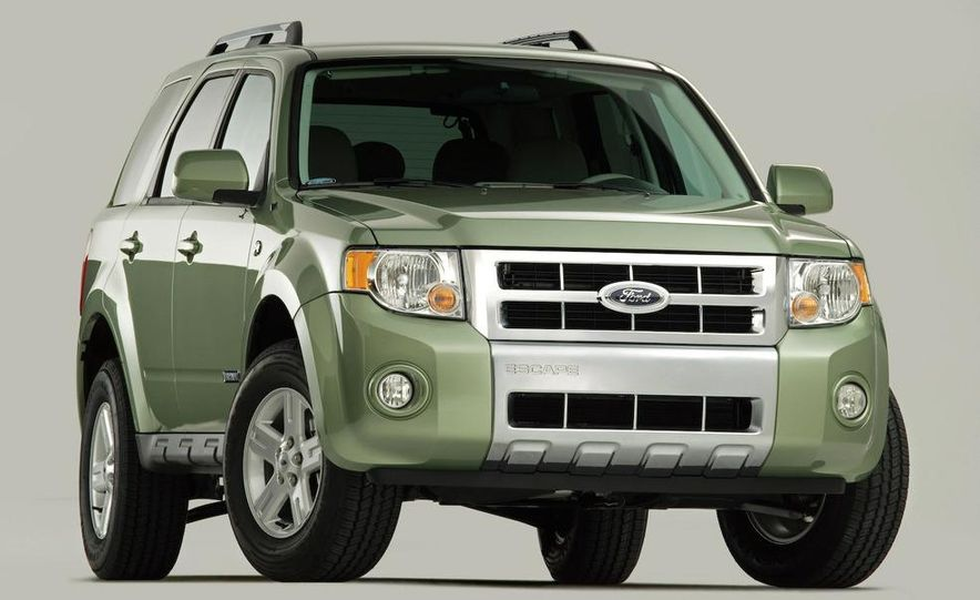 2008 Ford Escape hybrid - Slide 3