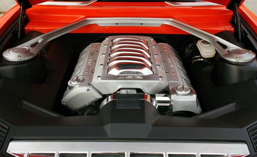 2010 Chevrolet Camaro convertible - Slide 13
